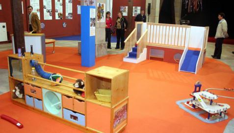 Bajan un 12% las solicitudes para las escuelas infantiles de Pamplona