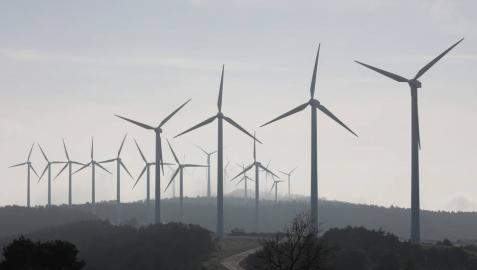 Doble proyecto de parques eólicos en Eslava y su entorno