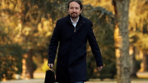 Pablo Iglesias será candidato de Unidas Podemos a la Comunidad de Madrid