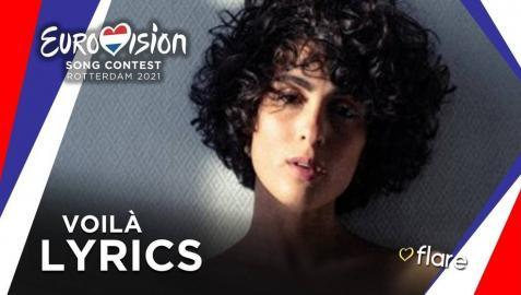 ¿Ganará Eurovisión 2021 una canción en francés?