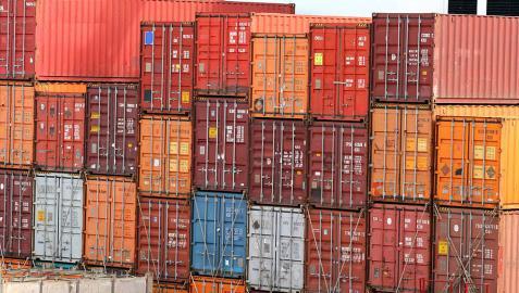Las exportaciones bajan en Navarra un 11,7 por ciento en doce meses