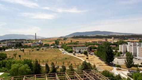 El Consorcio del TAV quiere agilizar el proyecto de Echavacoiz