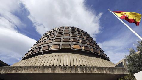 El futuro de ocho leyes navarras, en manos del Tribunal Constitucional