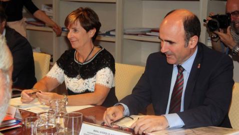 El Gobierno vasco rechazó ayudar a Davalor y se lo comunicó a Ayerdi