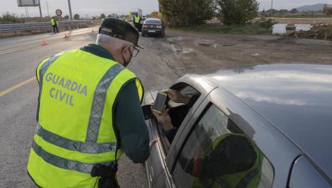La Asociación Pro Guardia Civil plantea que una Unidad de la Agrupación de Tráfico siga en Navarra