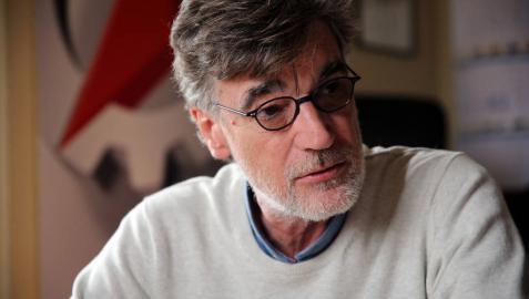 Chechu Rodríguez, nuevo secretario general de CCOO en Navarra