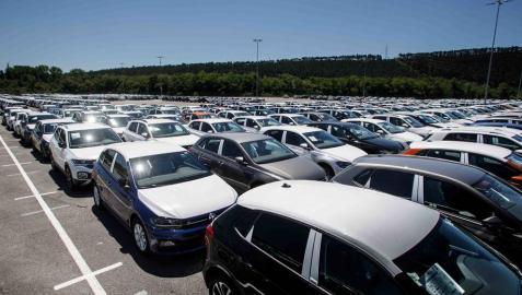 Los primeros eventuales que va a contratar VW Navarra entrarán este lunes