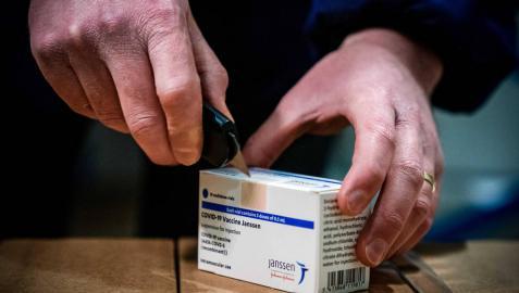 La Agencia Europa del Medicamento respalda la vacuna de Janssen
