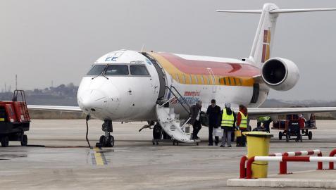 Air Nostrum conecta Pamplona con Menorca, Palma y Tenerife en verano