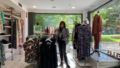 Ellas, nueva tienda de moda en Iturrama