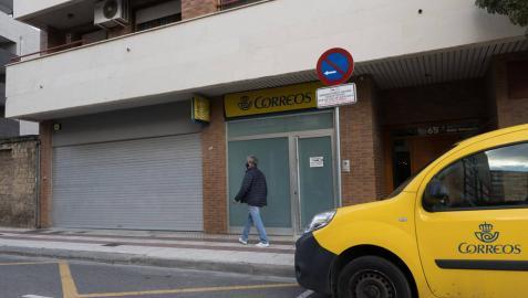 """Correos dice que ha tomado """"todas las medidas"""" en Tudela"""