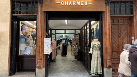 Nueva tienda de ropa a la antigua Algodonera de la calle Mayor