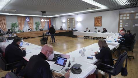 NA+ de Barañáin aprueba con el PSN un presupuesto de 15,4 millones
