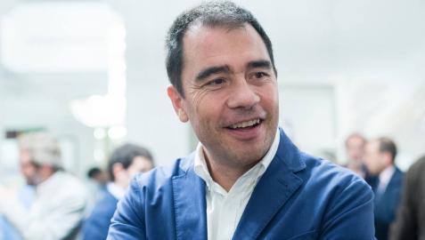 Elías Gómez, responsable de Soluciones Sostenibles de BBVA España.