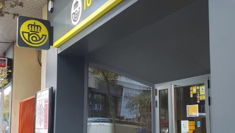 Correos ya tiene en Navarra 12 terminales automáticos de paquetería
