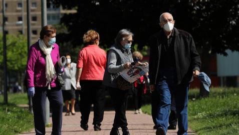 7.594 pensiones causaron baja en 2020, un millar más de lo habitual otros años