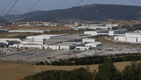 Los sindicatos responden al parón de Volkswagen Navarra