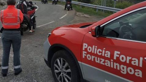 Convocado un concurso oposición de 24 plazas para subinspector de la Policía Foral