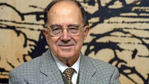 Gonzalo Herranz era profesor emérito de Ética Médica de la Universidad de Navarra.