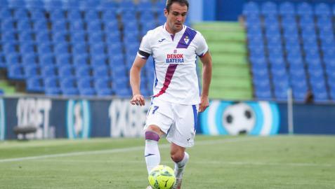 Kike García (Eibar) apunta a Osasuna