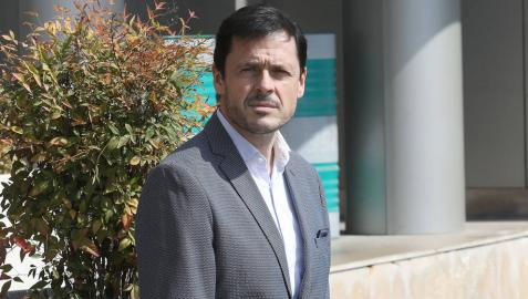 Álex Uriarte, director de Personas IED y presidente de AEDIPE Navarra.