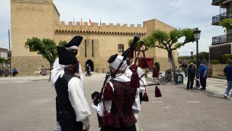 Marcilla conmemora los 600 años del castillo
