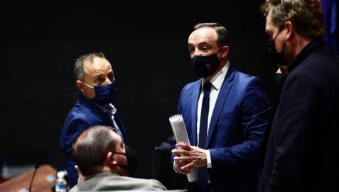 División entre los socios del Gobierno foral sobre la oficialidad del euskera