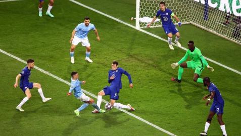 El Chelsea, capitaneado por el futbolista navarro César Azpilicueta, ha logrado su segundo título de la Liga de Campeones tras imponerse este sábado en Oporto al Manchester City por 1-0.