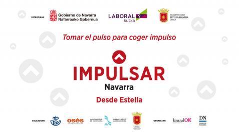 Impulsar Navarra comienza su periplo en Estella.