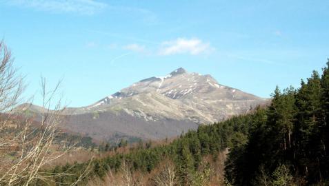 Desafío en el 'dosmil' más occidental del Pirineo