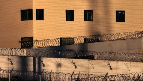 Fotografia del Penitenciario Pamplona I