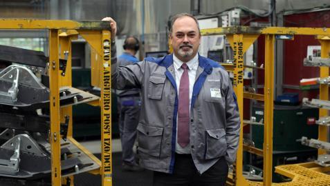 Roberto Lanaspa Martínez, un idealista transformado en realista por la vida