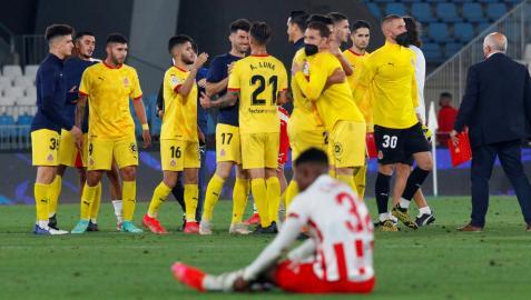El Girona jugará la final por el ascenso a LaLiga Santander
