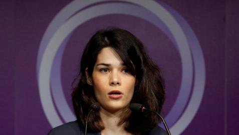 Isa Serra (Unidas Podemos) deja su escaño en la Asamblea de Madrid