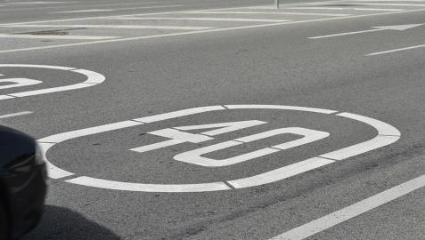 El Ayuntamiento del Valle de Egüés ha puesto en marcha un plan de seguridad vial para reducir los atropellos.