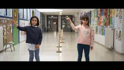 Vídeo del Ayuntamiento de Tudela para explicar a los niños cómo llamar al 112