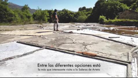 Vídeo Saleras Arteta