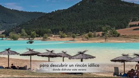 Vídeo del Pantano de Alloz.