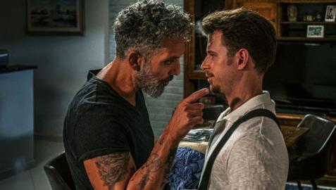 Imagen promocional de la serie.