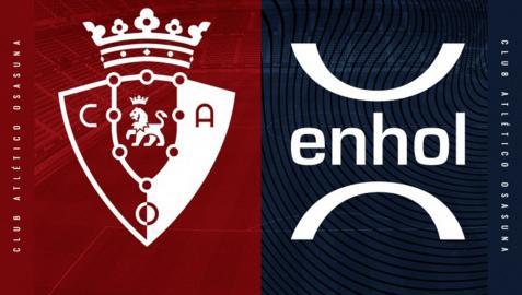 Grupo Enhol, nuevo patrocinador oficial