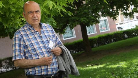 El doctor en Historia Juan José Martinena