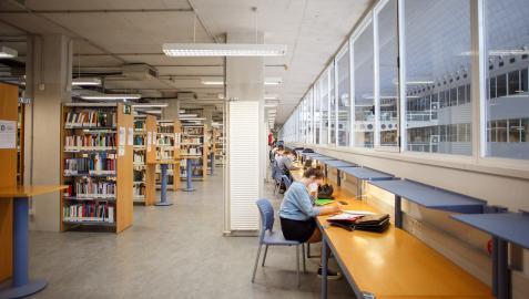 Biblioteca de la UPNA
