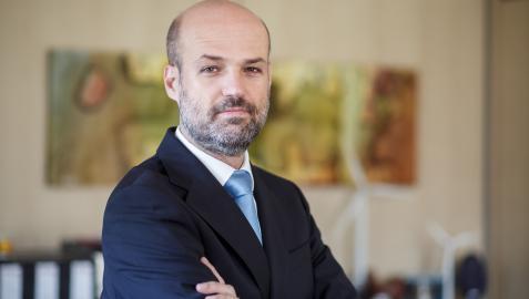 Pablo Ayesa, director general de CENER