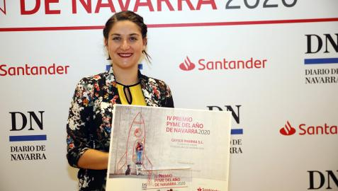 Verónica Madrid, directora general de Geiser Pharma