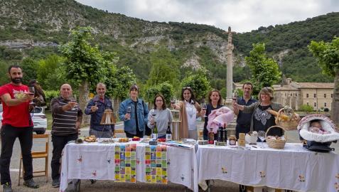 Presentación del proyecto Ecoexperiencias de verano en Tierras de Iranzu
