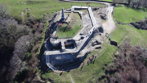 Castillo de Amaiur