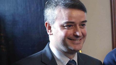 Iván Redondo, exjefe de gabinete del presidente del Gobierno Pedro Sánchez