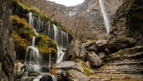 Cascada del Salto del Nervión