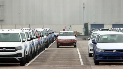 La factoría de Volkswagen Navarra aspira a fabricar un coche 100% eléctrico a partir de 2025 o 2026