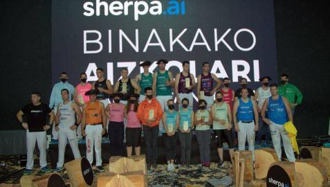 Todos los competidores del Sherpa.ai